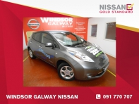 Nissan Leaf **Electric**
