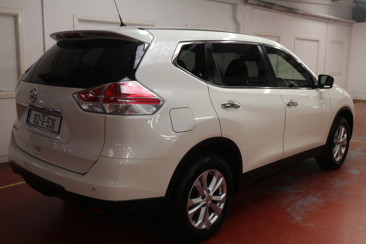 What Is The Trade In Value Of My Car >> Nissan X-Trail 7 Seater Dsl 1.6 Xtrail SV Model | Windsor Galway Nissan
