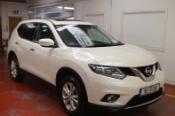 7 Seater Dsl 1.6 Xtrail SV Model