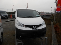 1.5 NV200  VAN WITH CRUISE CONTROL REVERSING CAMER